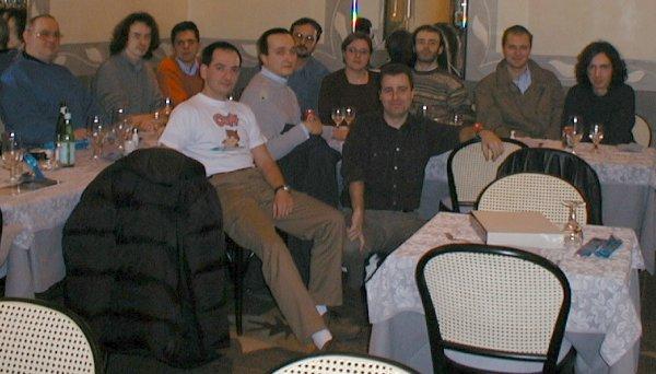 GUFICon 1 - I partecipanti