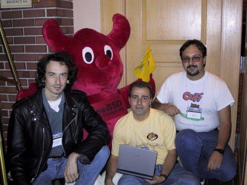BSDCon 2000 - I nostri